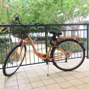 Alquile bici con cesta Valencia